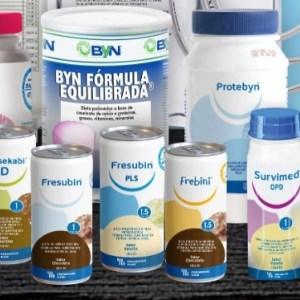 Nutrición Enteral y Especializada Fresenius Kabi