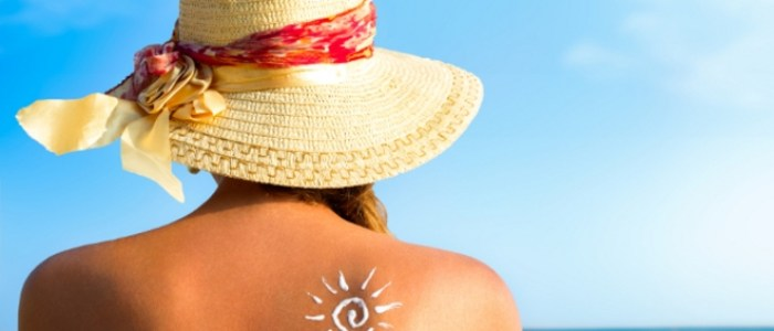 Piel sana en verano, piel bonita