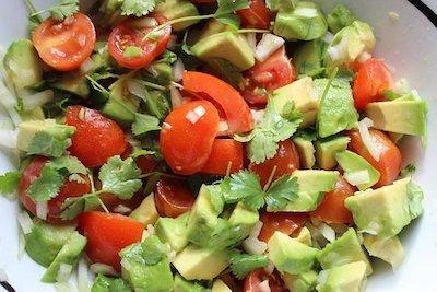Légumes et fruits pour manger sain