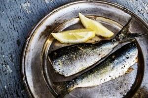 Aliments riches en omega 3 : Poissons gras