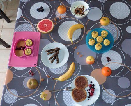 Recettes de petits déjeuners sains