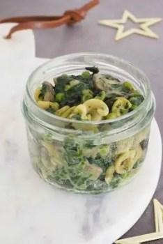 Recette One pot pasta