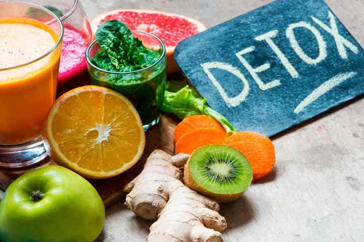 Dietas detox: ¿Salud o estafa?