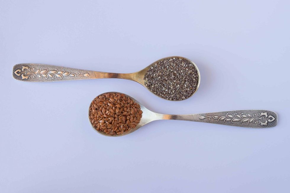 flax vs chia seeds