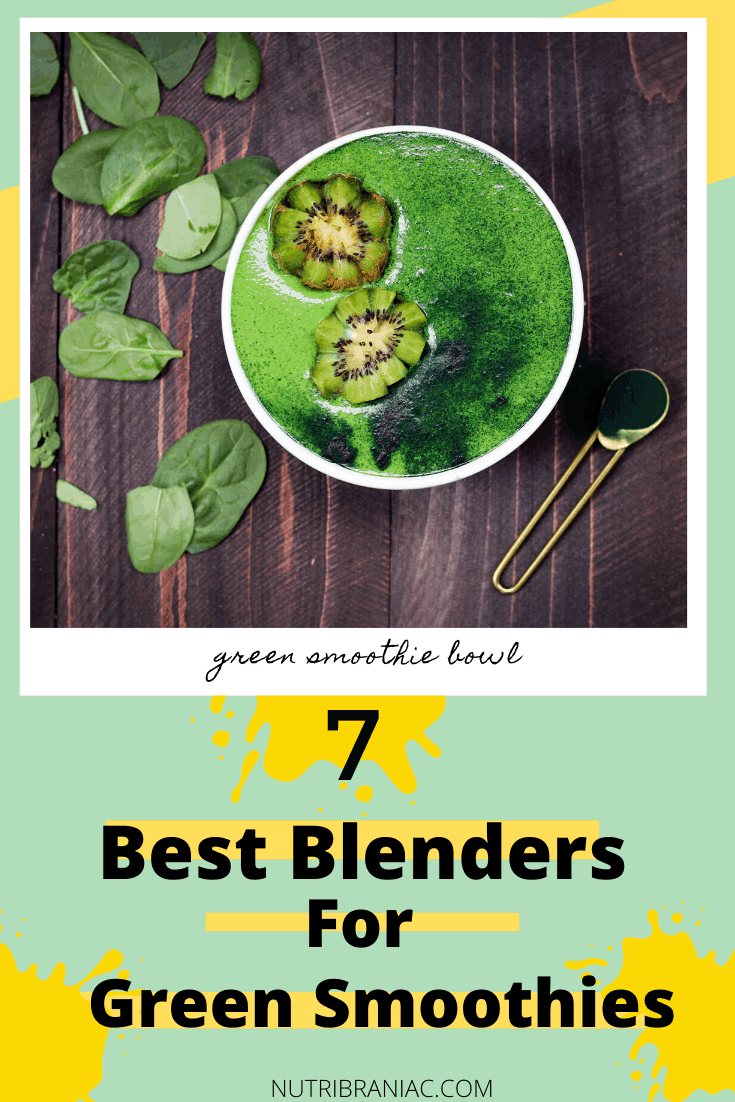 Finding the best blender for green smoothies is tricky. Not just any smoothie blender will do...unless you like to chew your smoothies. You need something that can pulverize fibrous greens like kale. Check out our helpful guide that will help you find the best blender for smoothies. Say goodbye to those nasty green chunks. #smoothieblendermachine #bestsmoothieblender #bestblendermachine #plantbasedlifestyle #veganlifestyle #veganmeals #smoothieswithkaleandfruitblenders #blendersforsmoothiesbest