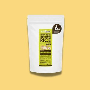 NutriBran™ (100% Pure Brown Rice Powder – Instant)