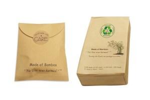 Bamboo Kraft Paper Mailer