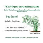 Organic Sustainable Packaging