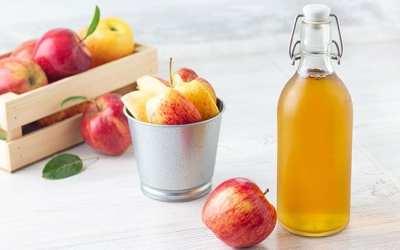 أضرار شرب خل التفاح للتنحيف