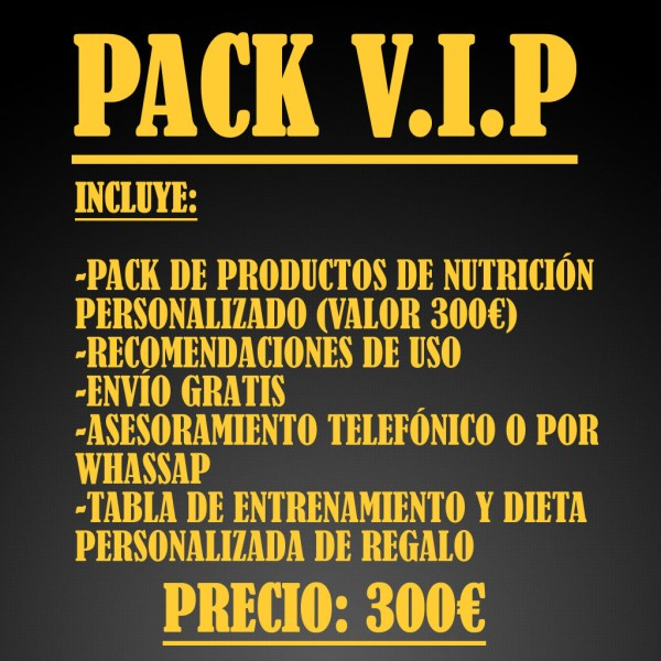PACK VIP