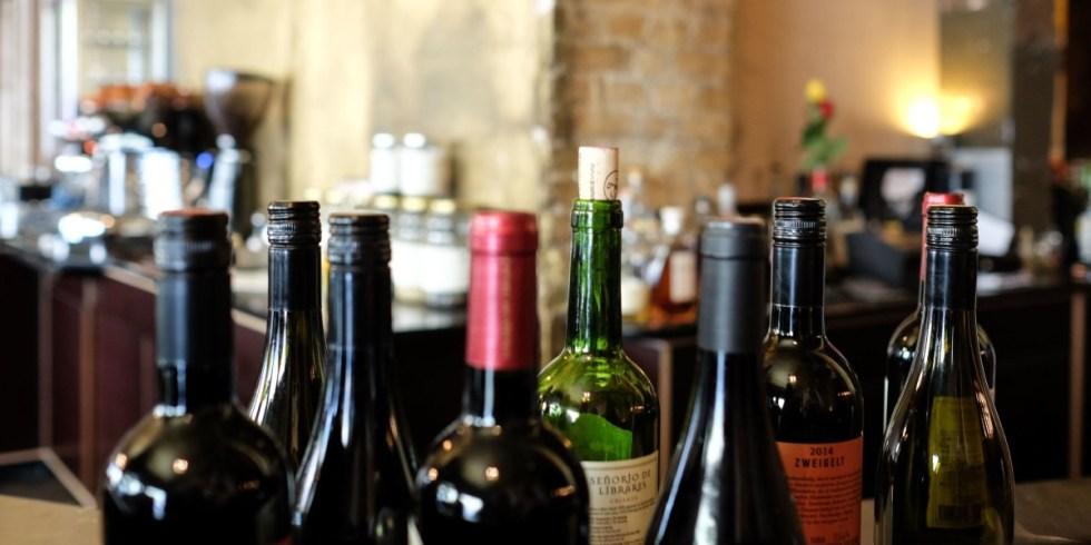 benefits of red wine