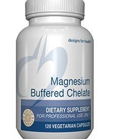 Mag Buffered Chelate 300 mg 120 vegcaps (MAG78)