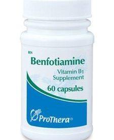 BENFOTIAMINE 60 CAPS (P01275)