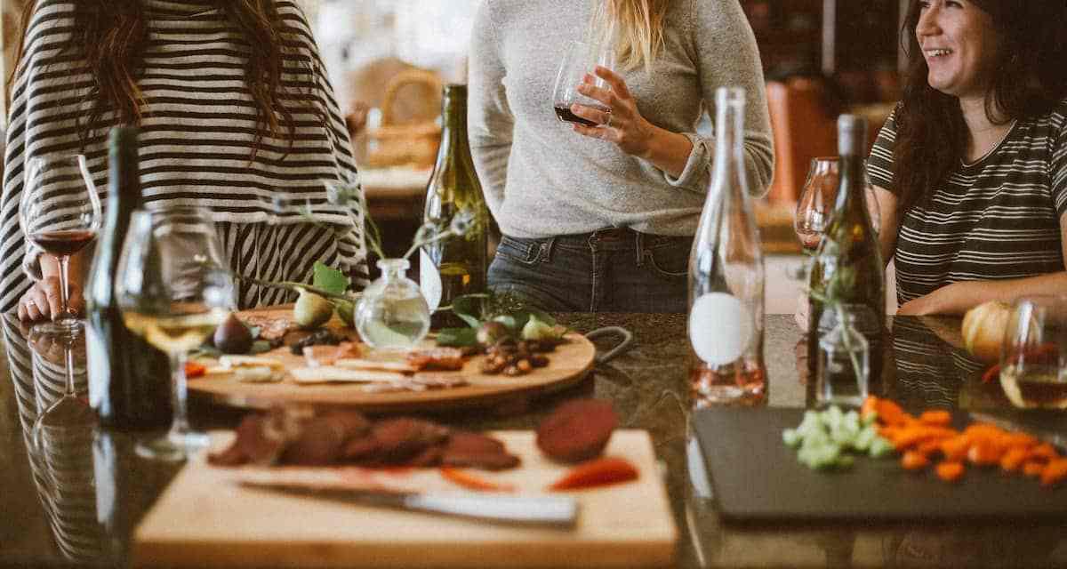 和親友一起吃飯,你的食量會不一樣嗎?