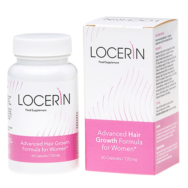 Locerin - multi-ingredient food supplement