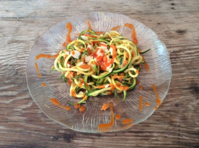 zoodles w miso maple angled