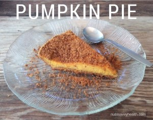 Oh my, It's Time for Pumpkin Pie! + link love
