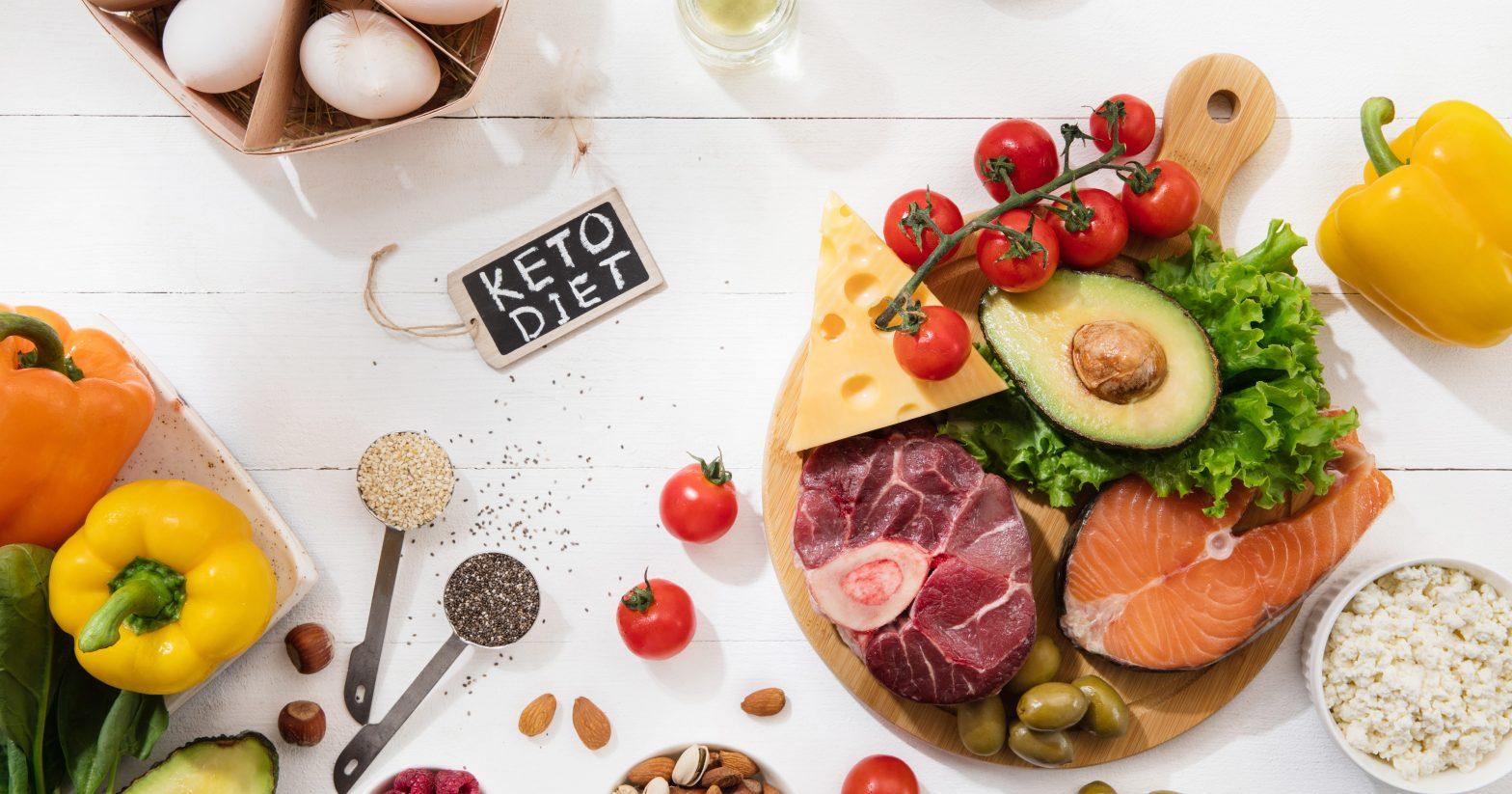 Ingredientes dieta Keto