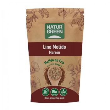 lino-molido-marron-naturgreen