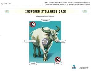 inspired stillness grid
