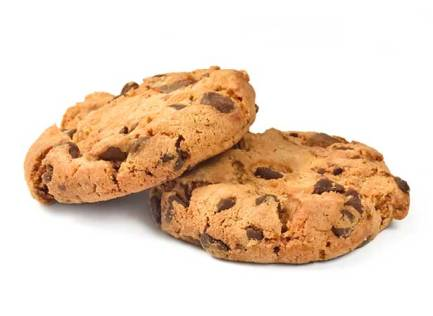 Picture of cookies - a food to avoid on keto