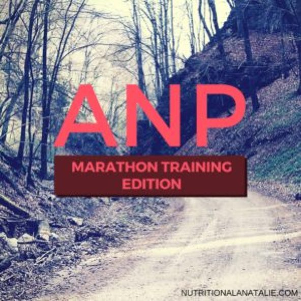 ANP Marathon Training Edition