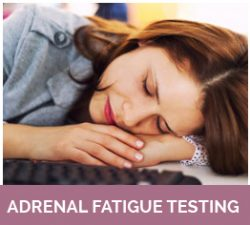 Adrenal Fatigue Testing