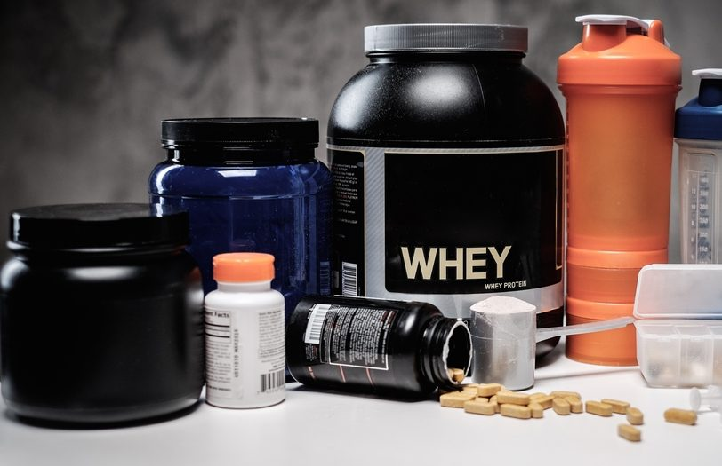 4 Best Muscle Building Supplements For Beginners