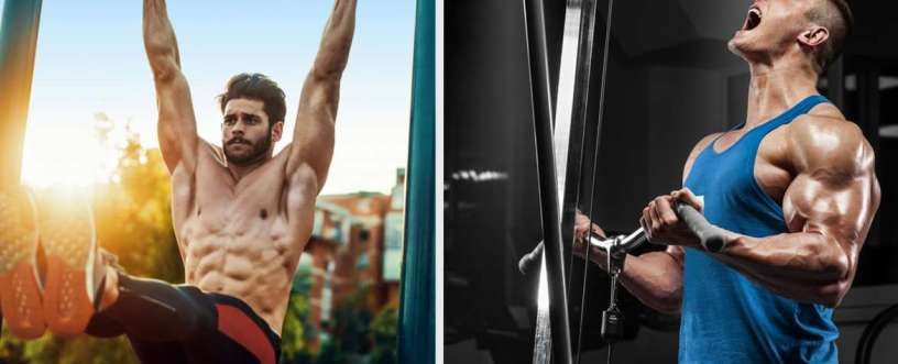 Bodyweight Exercises vs Weight Training: Which Is Better For Muscle Growth?