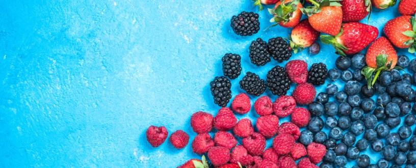 Health Benefits Of Berries: Nutrients, Fiber & Disease Prevention