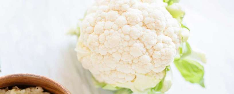 Cauliflower Explained: Nutrients, Health Benefits & How To Prepare