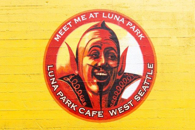 LunaPark Cafe