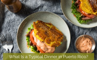 What Is a Typical Dinner in Puerto Rico?
