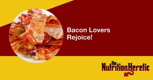 Bacon Lovers Rejoice!