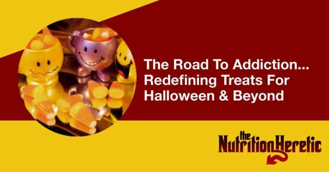 Redefining Treats For Halloween & Beyond