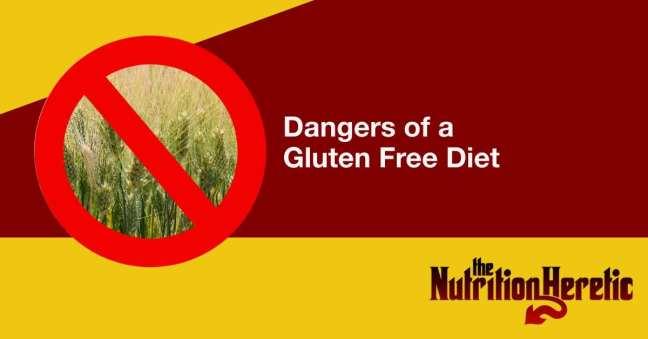Dangers of a Gluten Free Diet