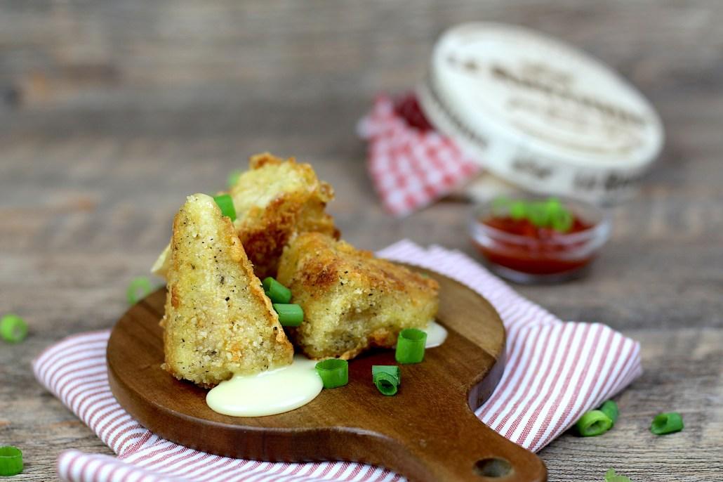 camembert pané sans friture