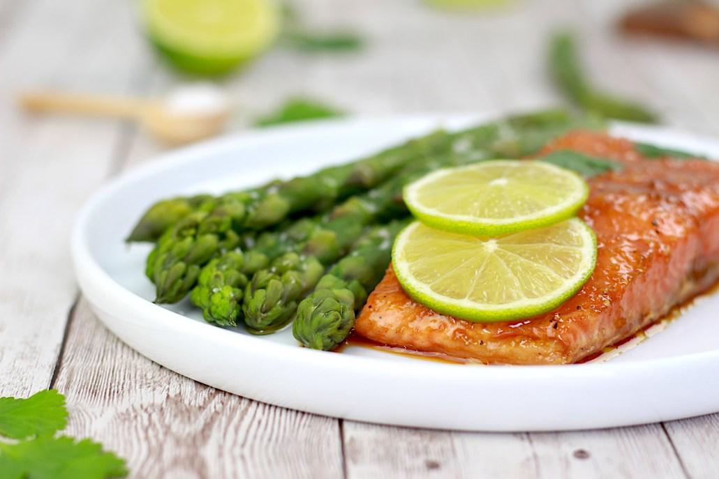 saumon confit
