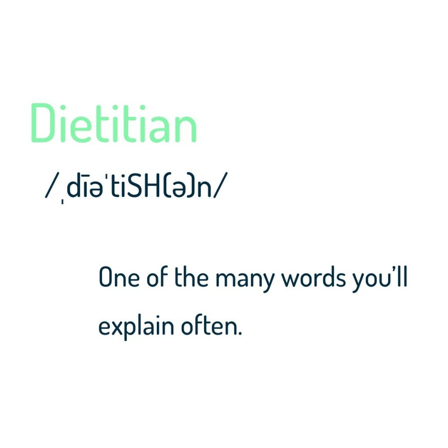 definition of a dietitian