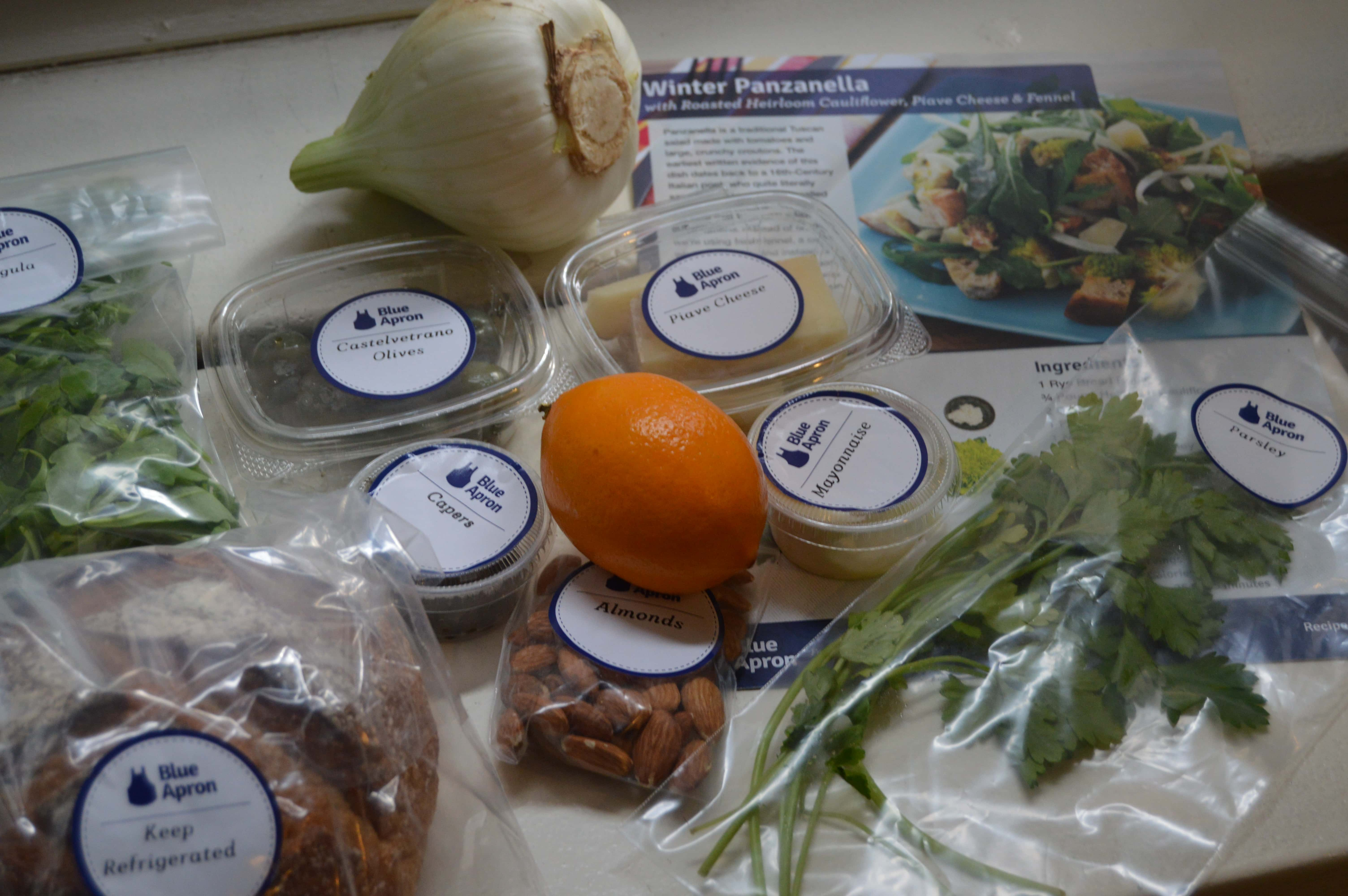 Blue apron korean rice cakes