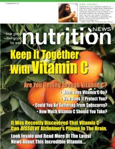 Vitamin C Cover