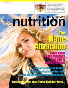 Nutrition News Women's Health Series Health Hair Cover image