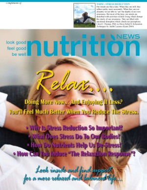 Stress Reduction_cover image