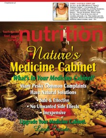 Natures Medicine Cabinet_cover image