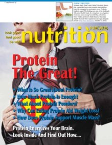 Protein over image