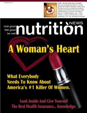 Nutrition News Women's Health Series