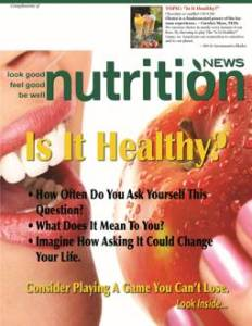 Is It Healthy Cover Image