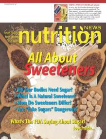 All About Sweeteners Cover Image