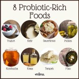 These foods feed the good bacteria in our guts for a healthier wellbeing