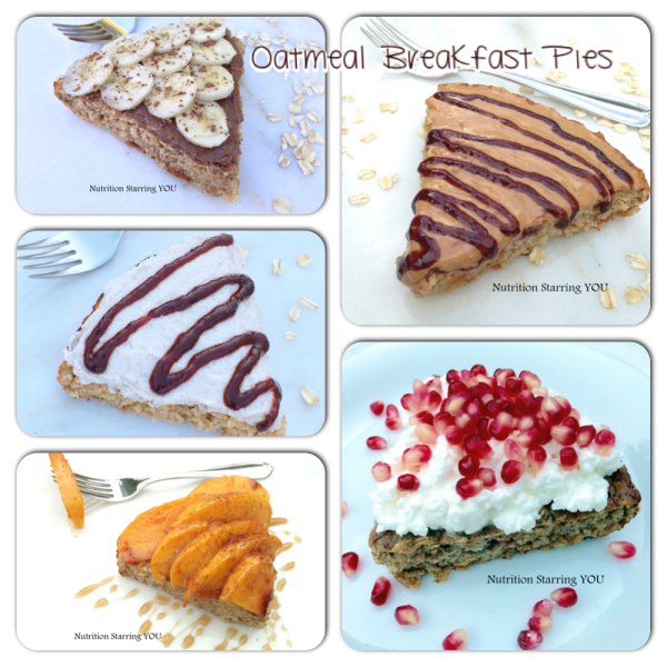 Oatmeal Breakfast Pie Recipe Round-up